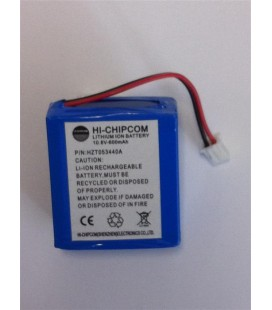 Batterie rechargeable pour détecteur DP2258 et 2268