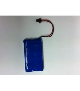 Batterie rechargeable pour compteuse de billets FC1100