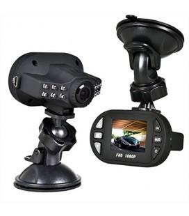 "Caméra ""Automobile embarquée"" Full HD Dashcam"