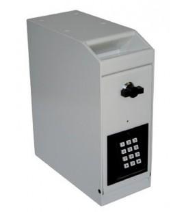 Coffre de caisse electronique avec temporisation