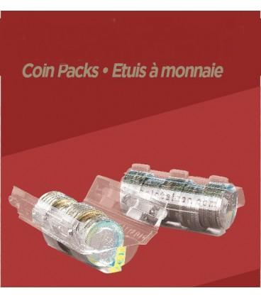 PACK DE 8 BOITES (8 dénominations €)