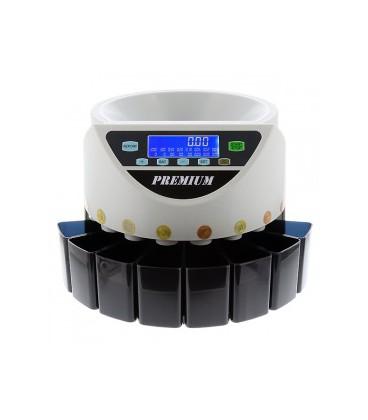 Compteuse Trieuse de pièces TC13 PREMIUM LCD