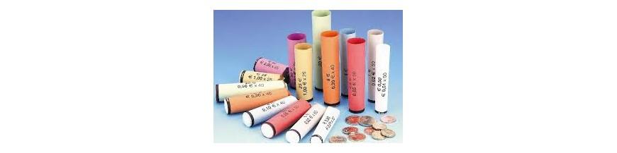 Tubes papier pour pièces €